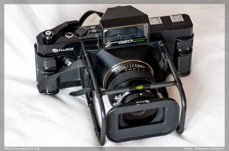 Fujica Panorama G617 Pro