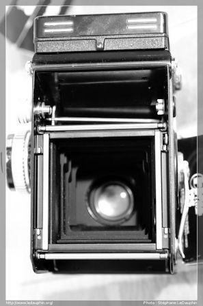RolleiFlex T2