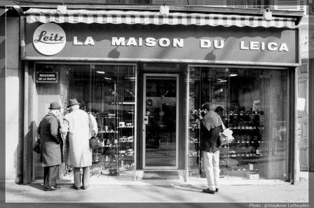 La Maison du Leica