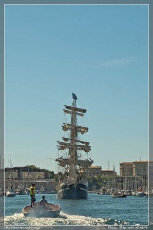 Le Belem_a_Marseille