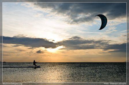 KiteSurf à l'Almanarre