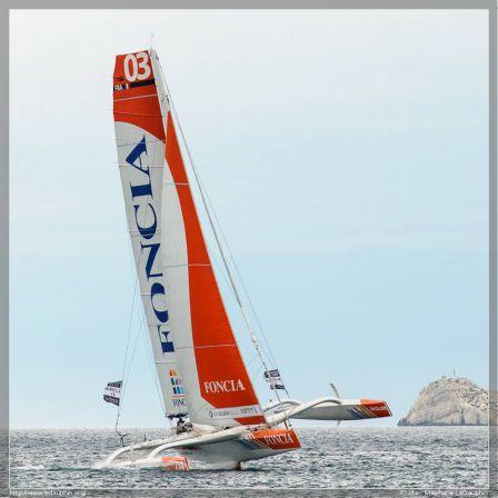 MOD70 European Tour 2012