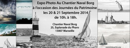 Exposition Chantier Naval Borg 2014